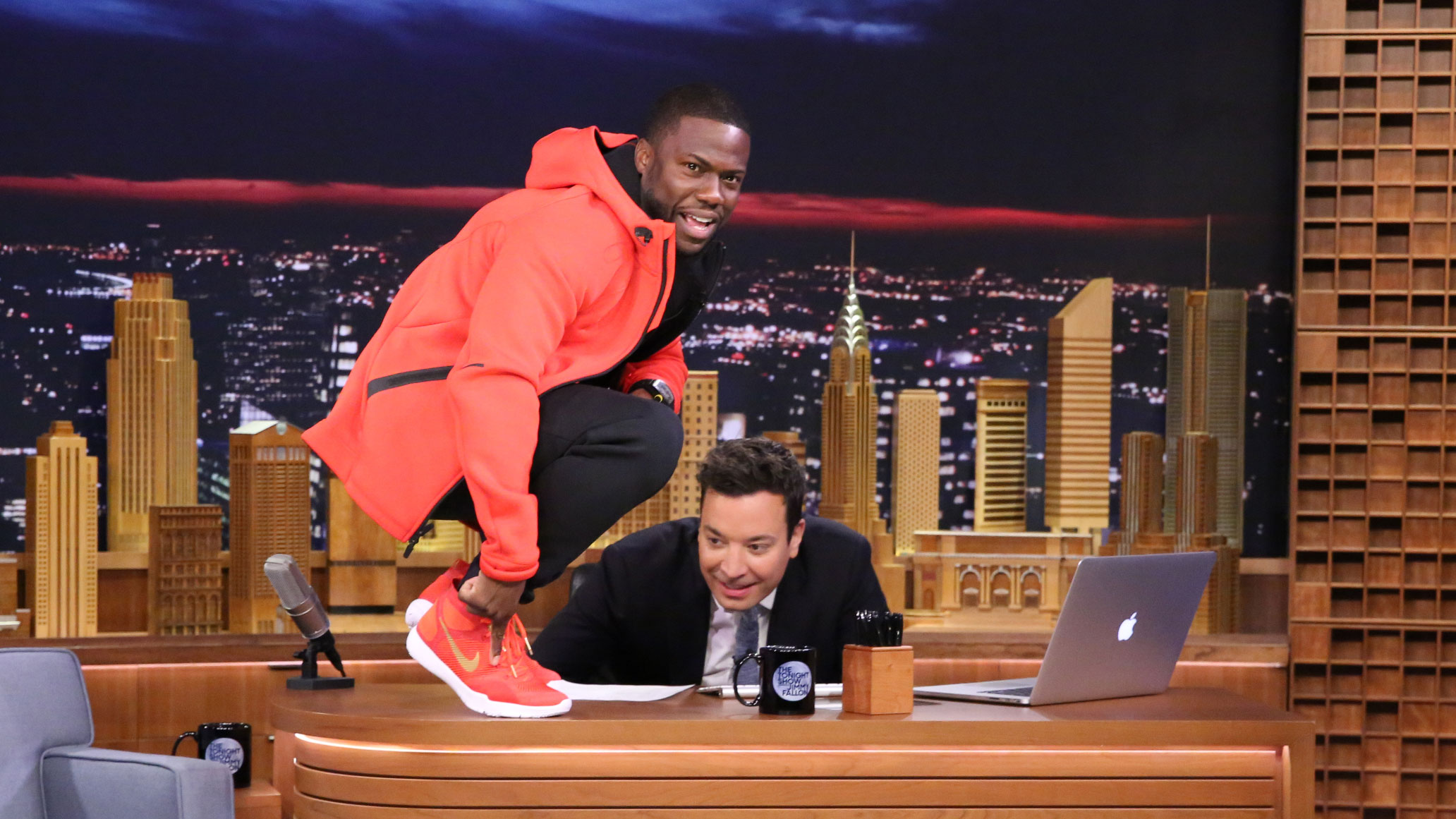 Kevin Hart Announces His Nike Cross Training Shoes The