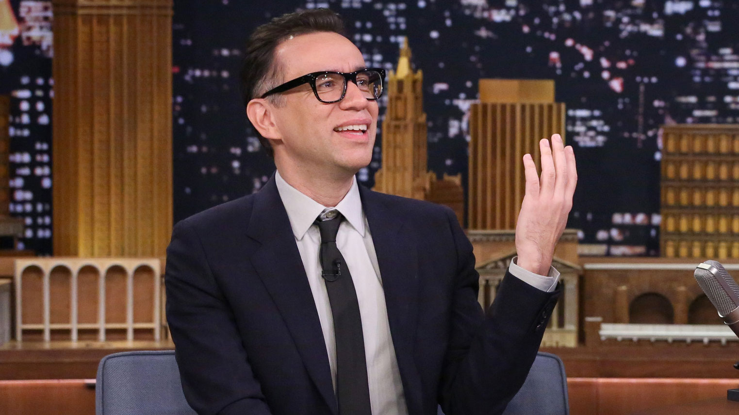 Fred Armisen Can Do Any Southern Accent  The Tonight Show