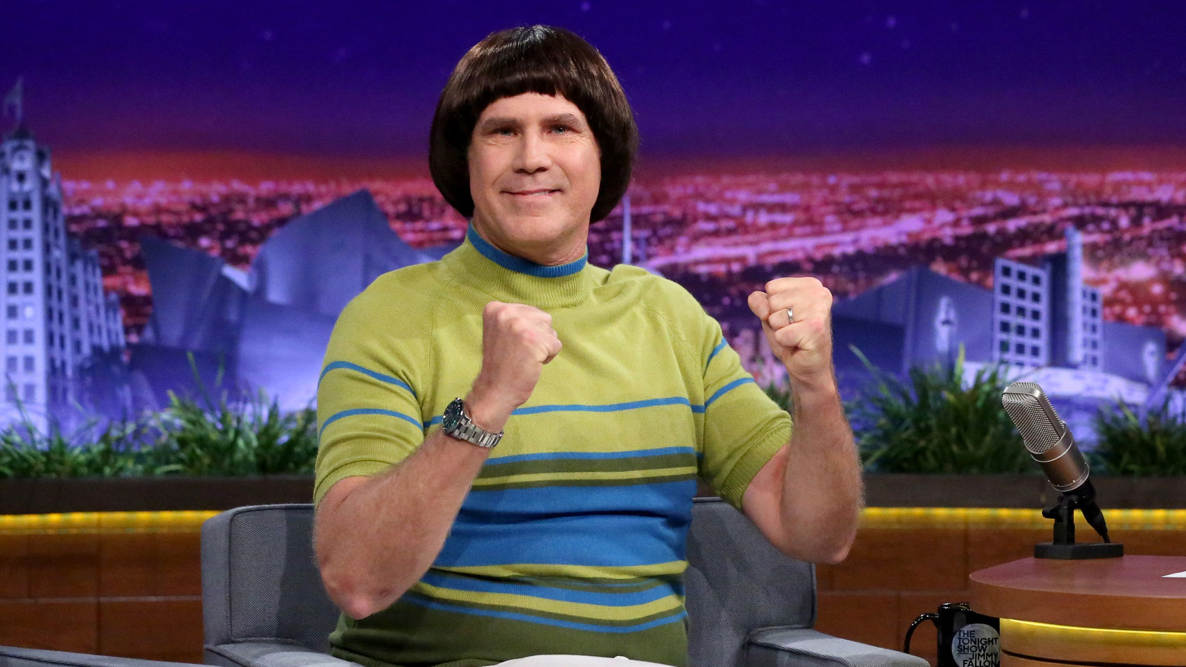Will Ferrell Is Part O...