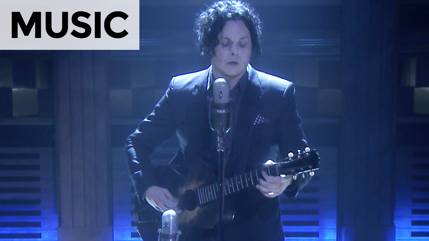 Jack White Love Is The Truthyouve Got Her In Your