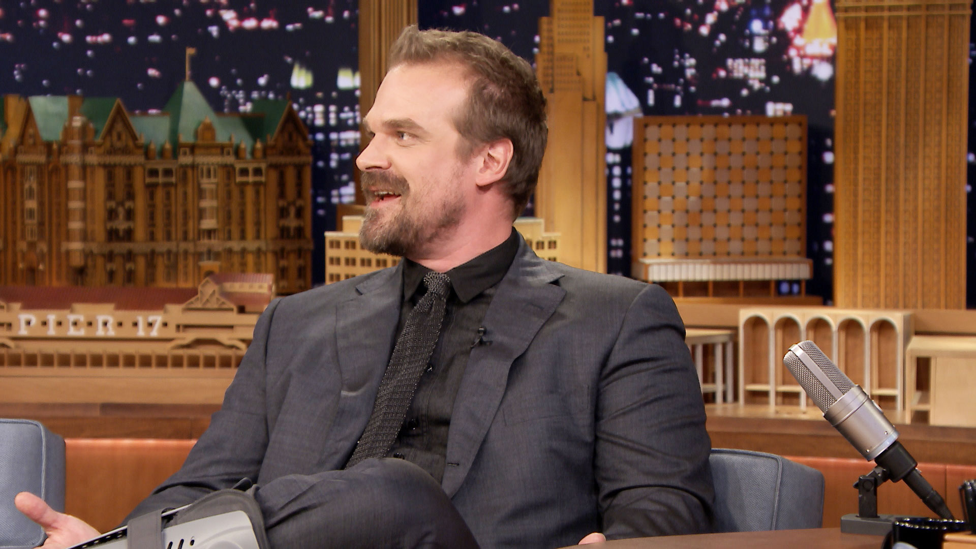 David Harbour Promises Justice for Barb in Stranger Things - The ... Nbc