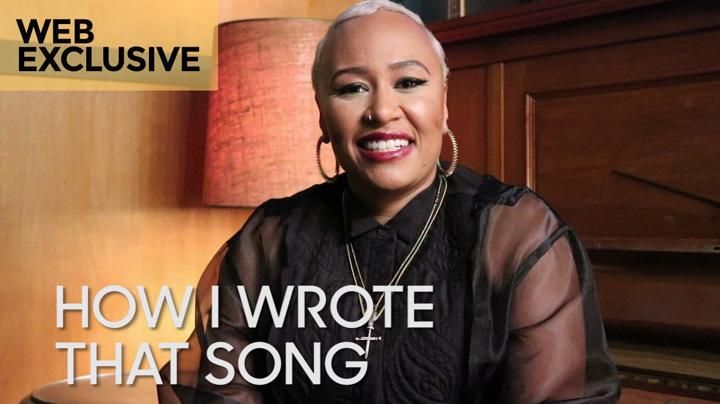 "How I Wrote That Song: Emeli Sandé ""Hurts"" - The Tonight Show"