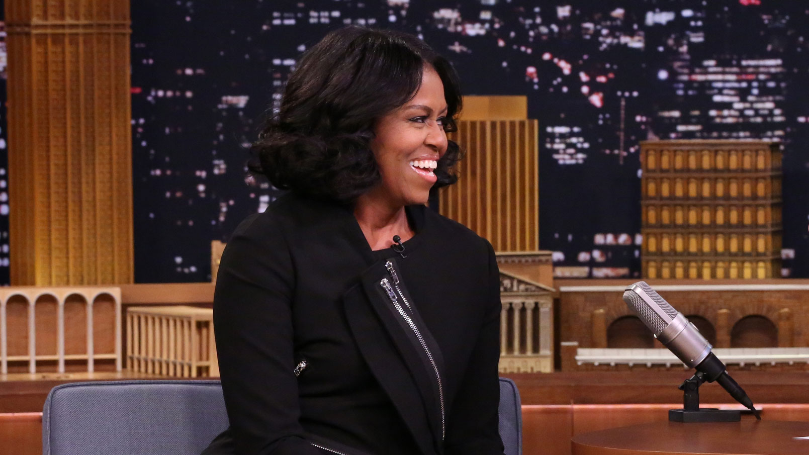 First Lady Michelle Obama Talks Life After FLOTUS - The Tonight Show