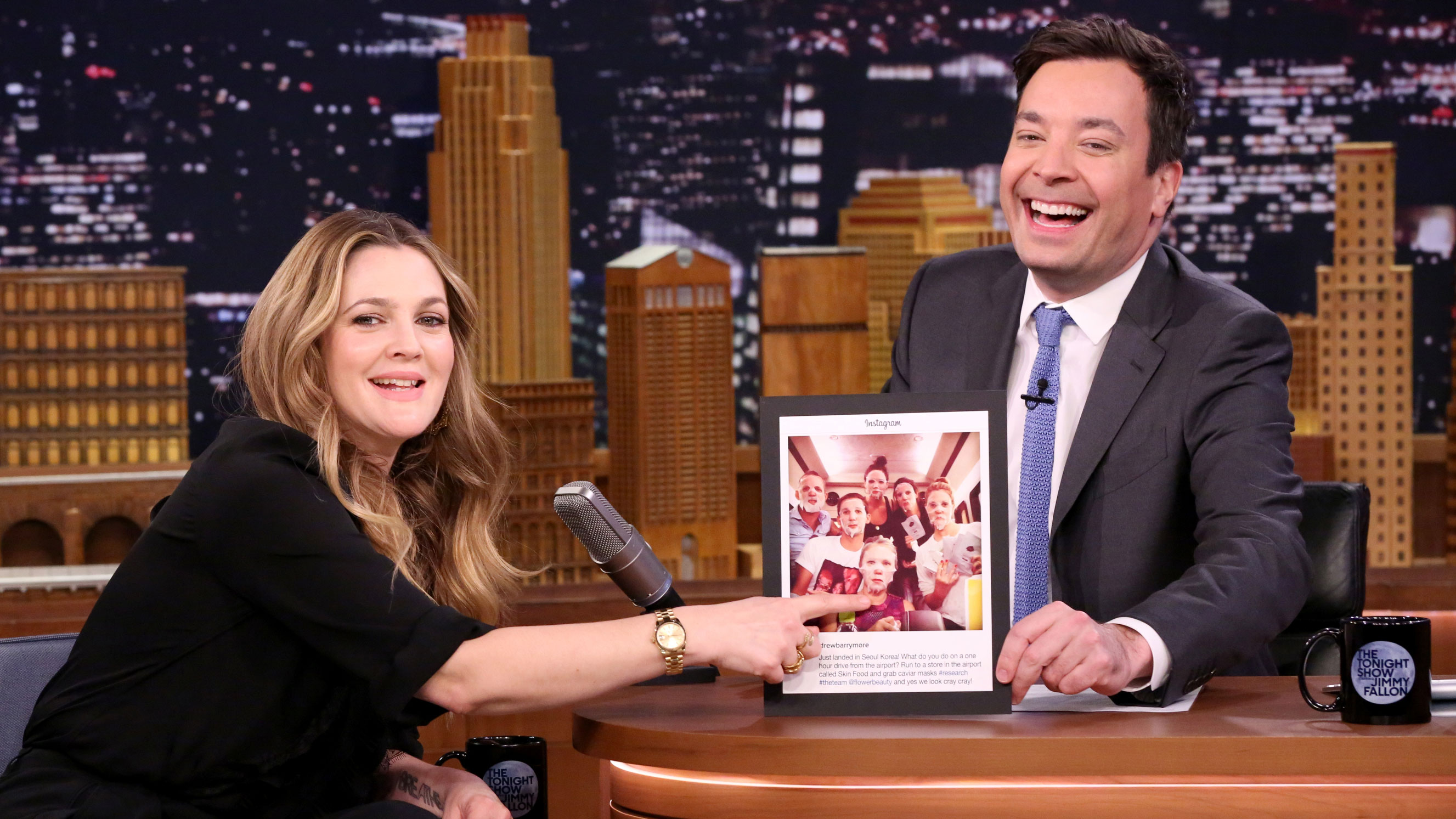 Drew Barrymore's Flower Beauty Dives into Facial Masks ... Drew Barrymore