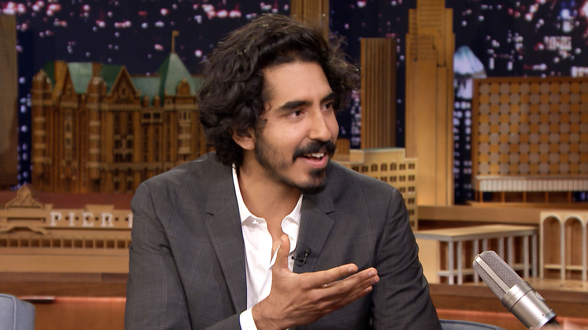 Dev Patel's Mom Confused Her James Bonds in Front of ... Daniel Craig