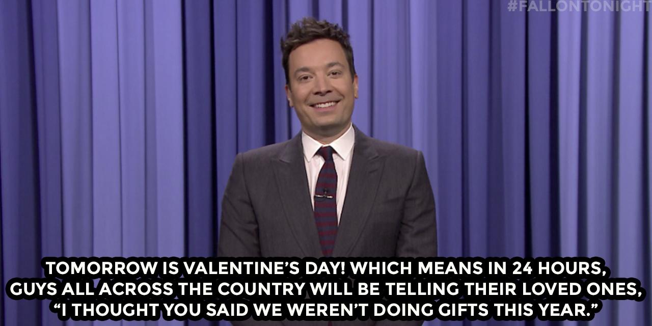 Jokes of the Week: 02/13/17 - The Tonight Show