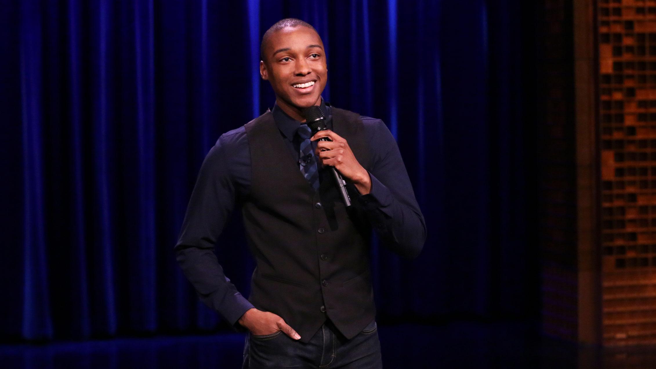 Josh Johnson Stand Up The Tonight Show