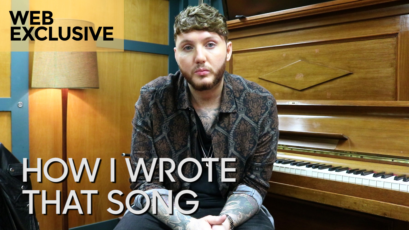 """... That Song: James Arthur """"Say You Won't Let Go"""" 