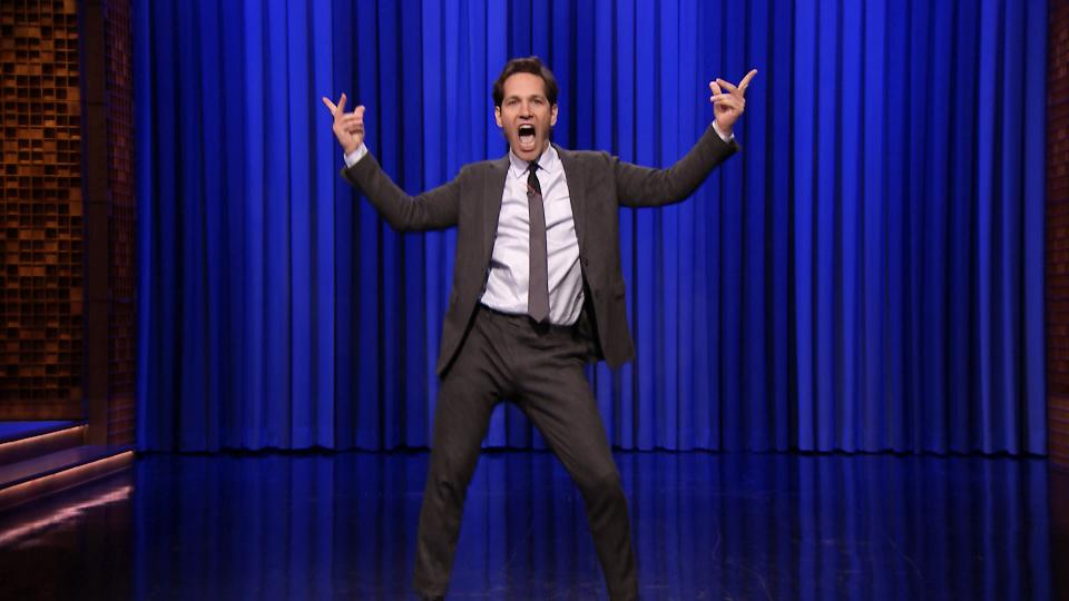 Lip Sync Battle with Paul Rudd