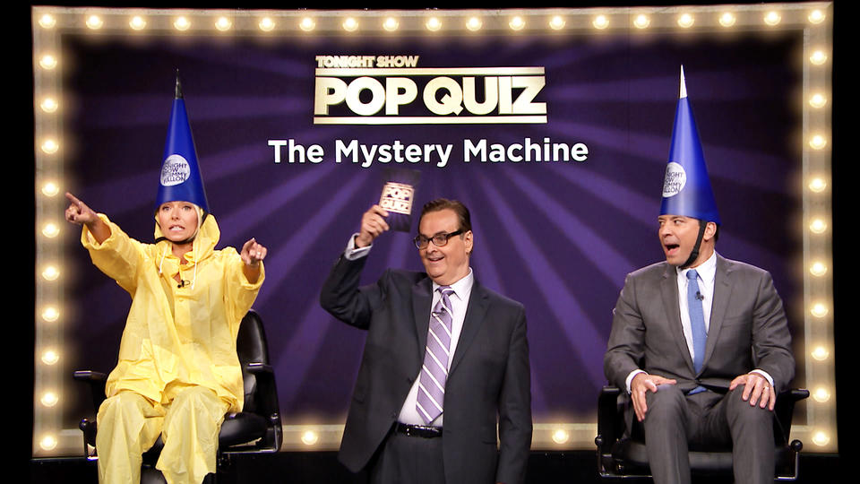 Pop Quiz with Kelly Ripa – Part 1