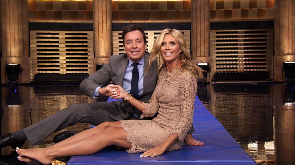 This Is How We Roll featuring Heidi Klum