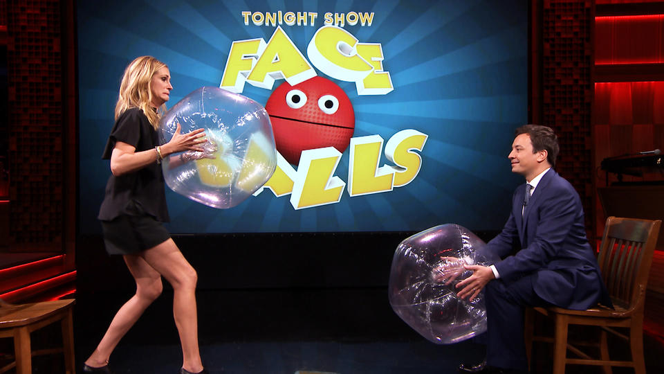 Face Balls with Julia Roberts