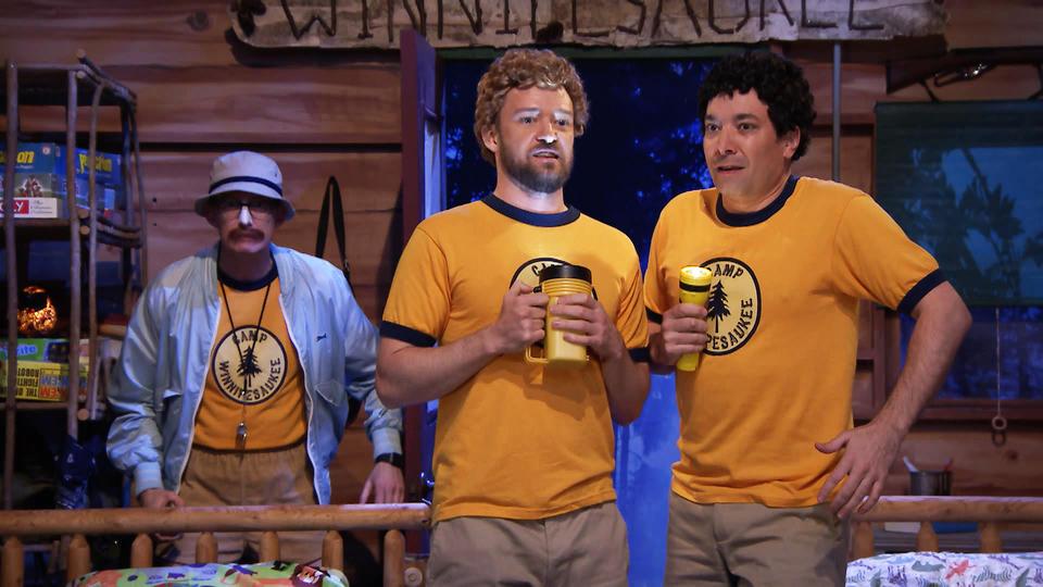 Camp Winnipesaukee w/ Jimmy Fallon & Justin Timberlake