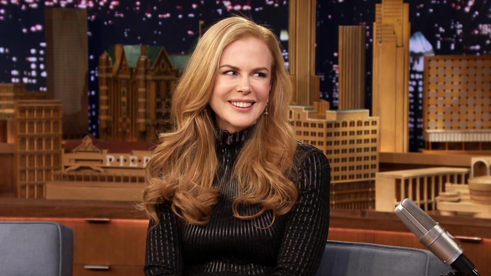 Jimmy Fallon Blew a Chance to Date Nicole Kidman