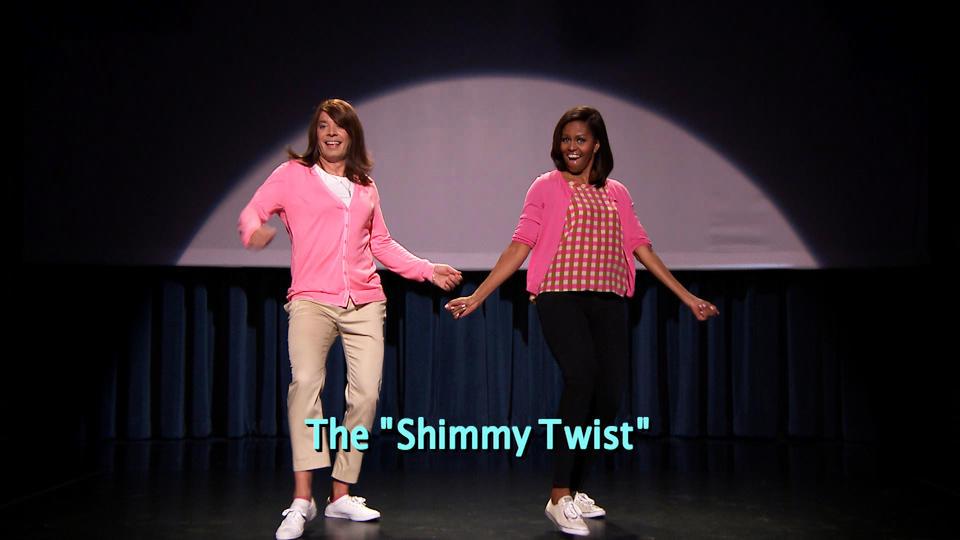 Evolution of Mom Dancing Part 2 (w/Jimmy Fallon & Michelle Obama)