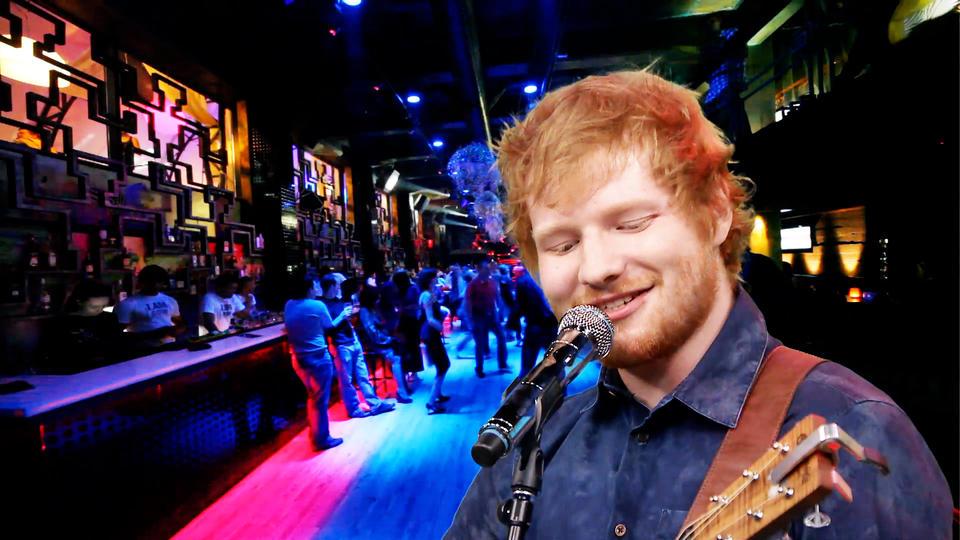Ed Sheeran Sings Limp Bizkit, Ty Dolla $ign