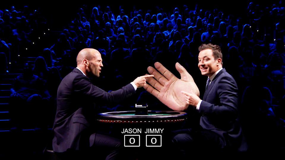 Slapjack with Jason Statham
