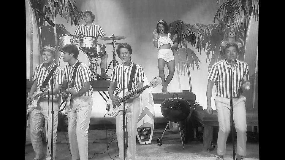 """First Drafts of Rock: """"Fun, Fun, Fun"""" by The Beach Boys (w/Kevin Bacon)"""