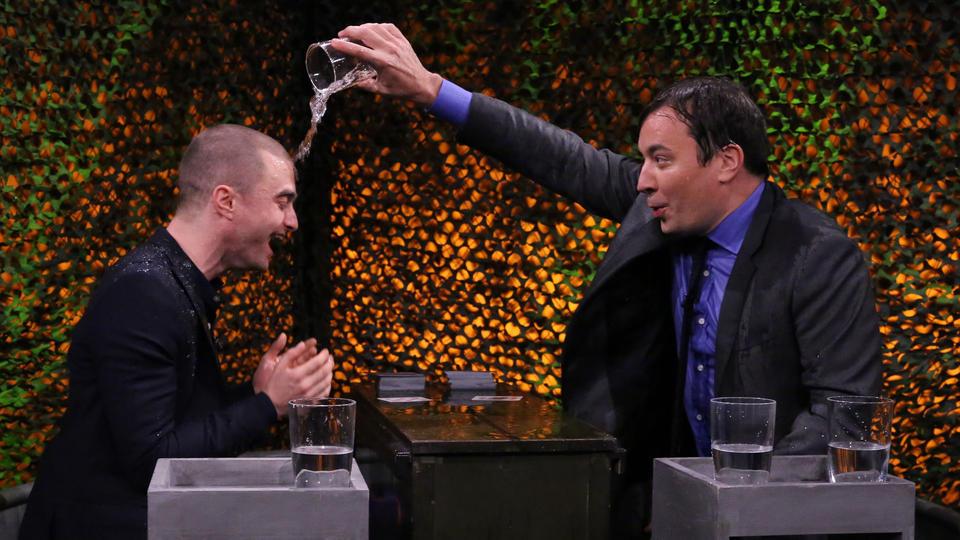 Water War with Daniel Radcliffe