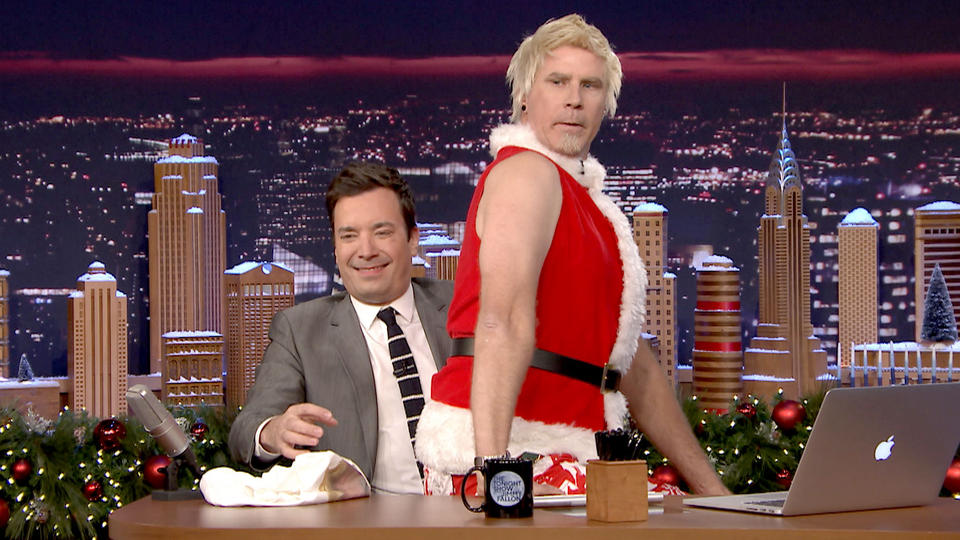 Will Ferrell Is the New Santa Claus