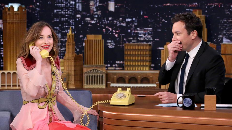 The Acting Game with Dakota Johnson