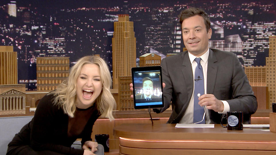 Dubsmash with Kate Hudson
