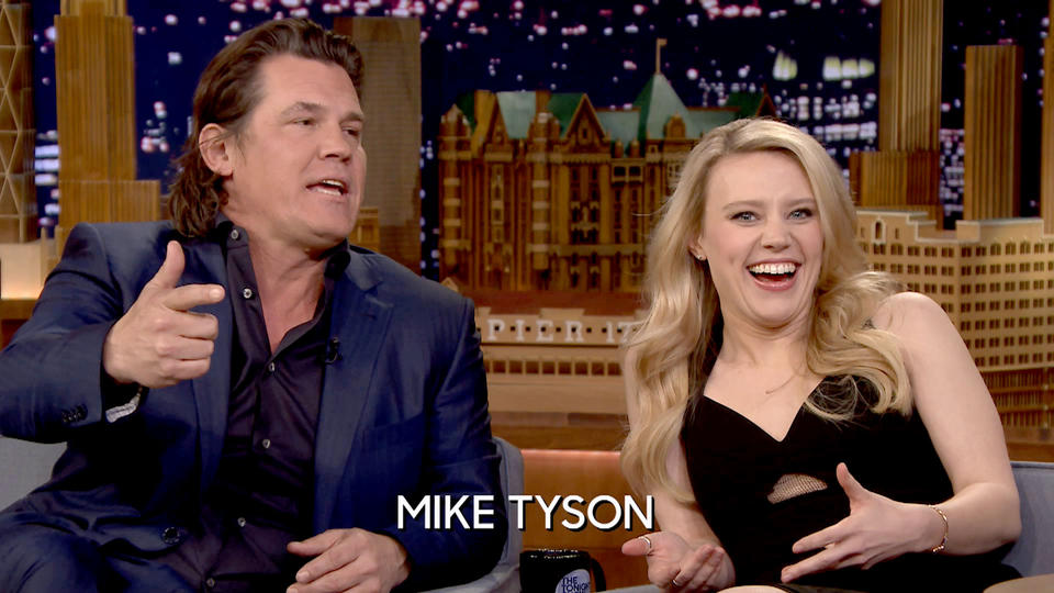 First Impressions with Josh Brolin and Kate McKinnon