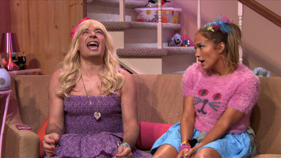 """""""Ew!"""" with Jennifer Lopez"""