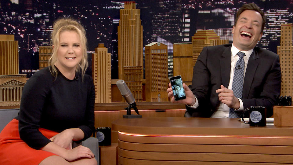 Explain This Photo with Amy Schumer