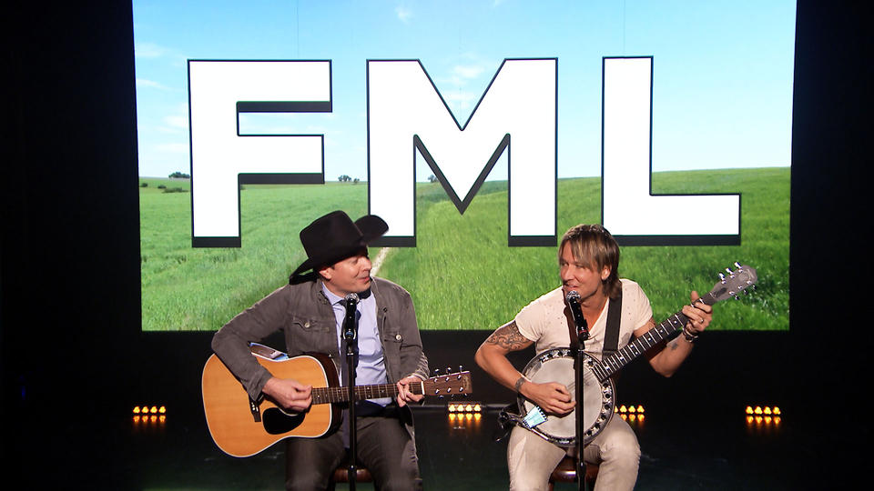 FML Country Singers with Keith Urban