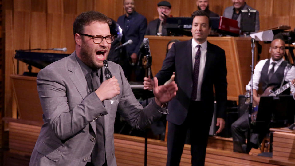 Lip Sync Battle with Seth Rogen