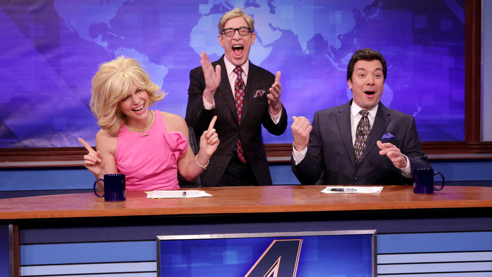 The News Team That Jokes a Lot w/ Claire Danes & J.K. Simmons