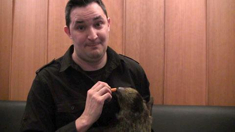 Jeff The Animal Guy Teaches You About Sloths