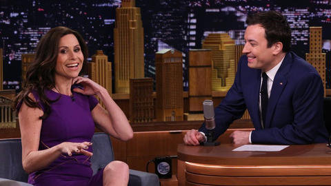 Minnie Driver Received an Evil Spell