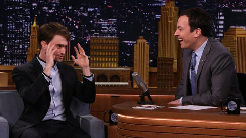 Daniel Radcliffe Scored a Major Compliment