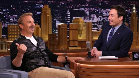 Kevin Costner Isn't Much of a City Slicker