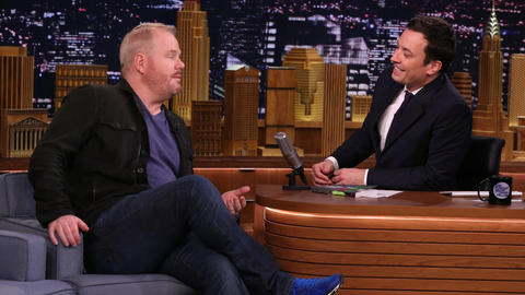 Jim Gaffigan Has a Roommate Who Gets Away with Everything