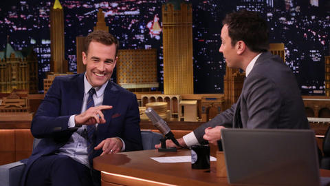 James Van Der Beek Recalls a Sad Audition