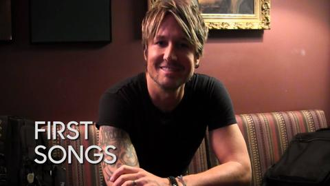 First Songs: Keith Urban