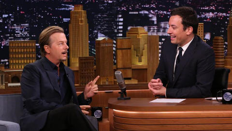 David Spade Recalls His First Tonight Show Appearance