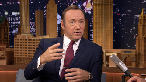 Kevin Spacey Performed Shakespeare Around the World