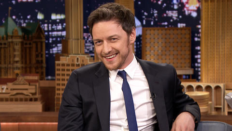 James McAvoy Shot Josh Helman in the Face on Set