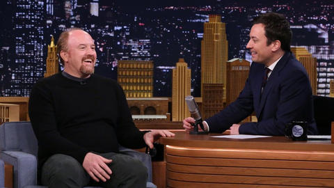Louis C.K. Worked His Hardest Ever on Louis Season 4