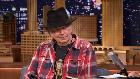 "Neil Young Recalls Jimmy's ""Whip My Hair"" Impression"