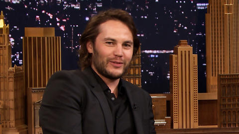 Taylor Kitsch Used to Frost His Own Tips