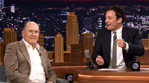 Robert Duvall Only Rides Bomb-Proof Horses