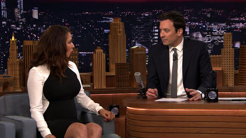 During Commercial Break: Maya Rudolph