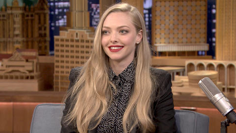 Amanda Seyfried Really Wanted to Be a Meteorologist