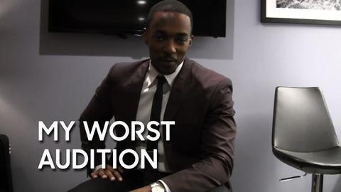My Worst Audition: Anthony Mackie