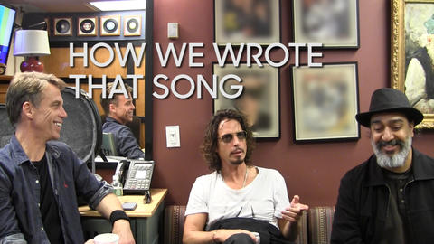 How We Wrote That Song: Soundgarden